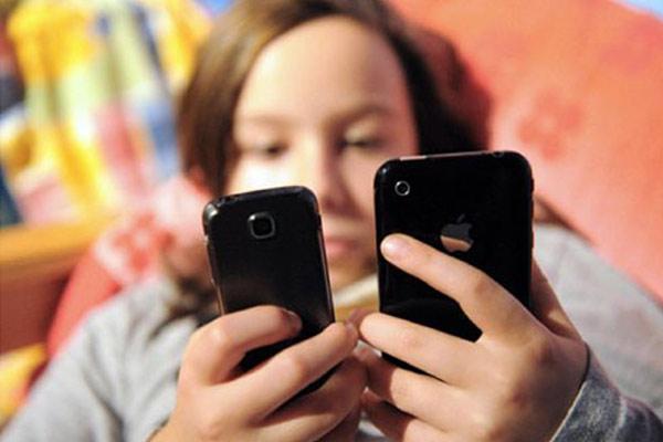 problemas de salud por uso de dispositivos moviles